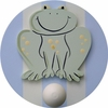 Frog Wall Peg - Set of Two