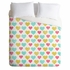 On Sale I Love You With All My Heart Duvet Cover - Twin