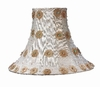On Sale Ivory Petal Flower Medium Lamp Shade