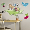 Jetsons Giant Peel & Stick Wall Decal