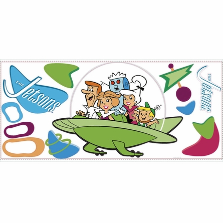On Sale Jetsons Giant Peel & Stick Wall Decal