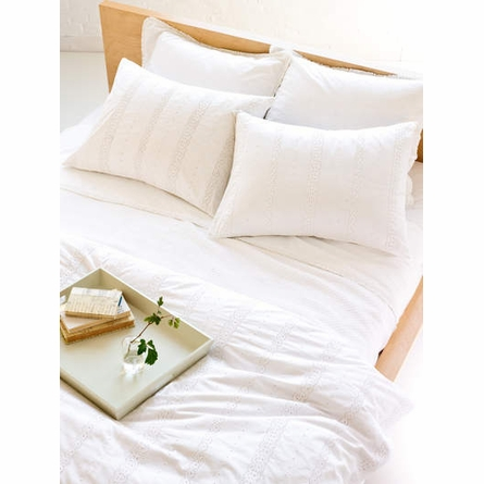 On Sale Juliet White Standard Sham