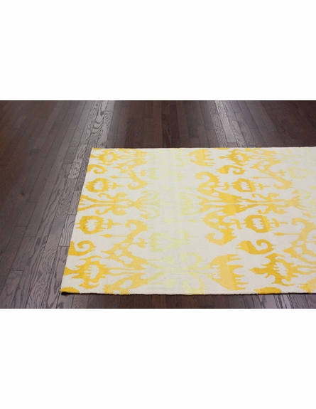 On Sale Lanterns Ikat Rug in Sundance - 7.5 x 9.5 Feet