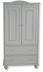 On Sale Lily Rae Armoire - Lily Lavender