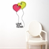 On Sale Love is in the Air Wall Decal