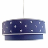 On Sale Luther Stars Pendant in Denim
