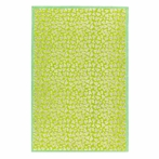 On Sale Meadow Leaf Lime Rug - 79 x 118 Inches