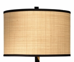 On Sale Medium Drum Lamp Shade - Raffia without Trim