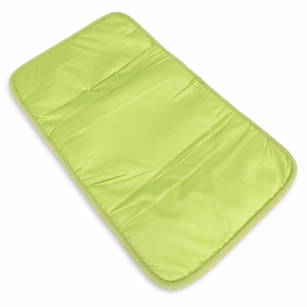 Memory Foam Changing Pad in Sea Glass