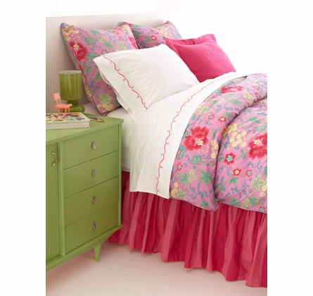 On Sale Mia Stripe Bed Skirt