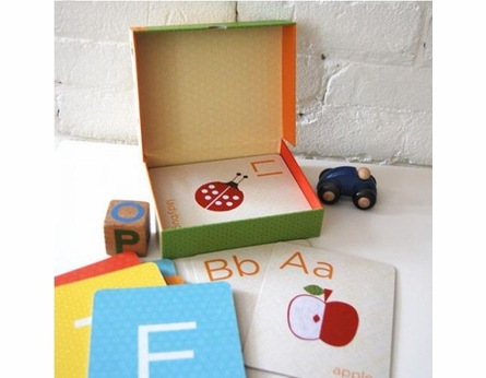 On Sale My Favorite Things Flash Cards