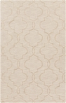 On Sale Mystique Double Lattice Rug in Ivory - 2 x 3 Feet