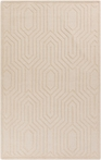 On Sale Mystique Maze Rug in Ivory - 2 x 3 Feet