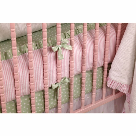 On Sale Oopsy Daisy Crib Bedding Set