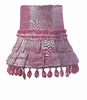 On Sale Pink Skirt Dangle Chandelier Shade
