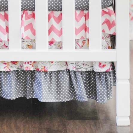 On Sale Primrose Lane Crib Bedding Set - 2 Piece Set