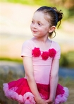 On Sale Raspberry And Light Pink Itty Bitty Pettiskirt - 2 Yr