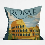 On Sale Rome Throw Pillow - Medium