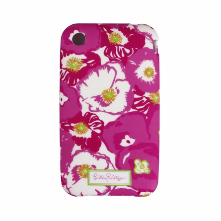 Lilly Pulitzer On Sale Scarlet Begonia 3G/3GS iPhone Cover