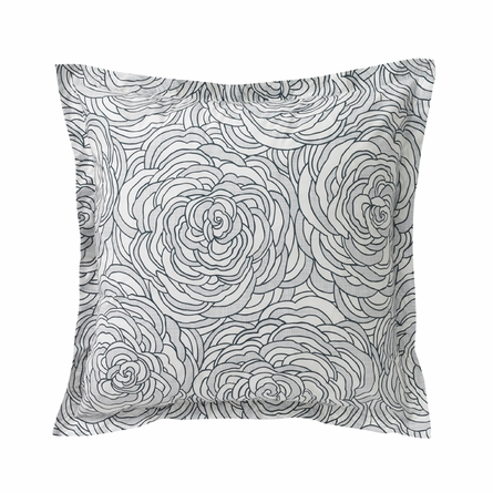 On Sale Sonia Floral Marine Pillow Sham