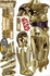 On Sale Star Wars C-3PO Giant Peel & Stick Applique