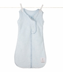 On Sale Stretch Chenille Sleep Sack in Blue