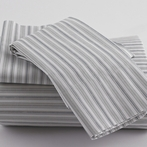 On Sale Stripes Blue Sheet Set - Twin