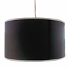 On Sale Thao Solid Charcoal Gray Pendant