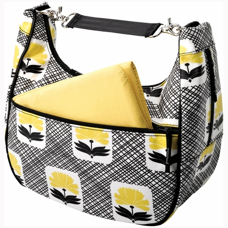 On Sale Touring Tote Diaper Bag - Holiday in the Hague