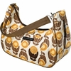 On Sale Touring Tote Diaper Bag - Springtime in Surrey