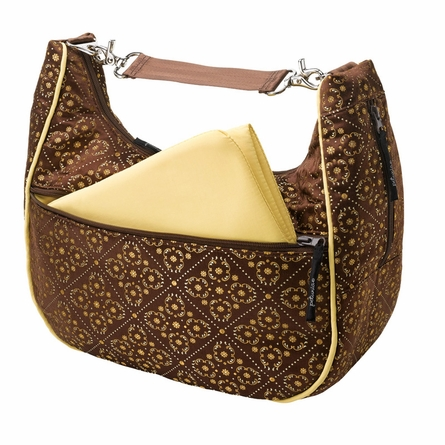 On Sale Touring Tote Diaper Bag - Toffee Roll