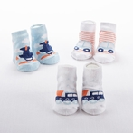 On The Move Socks - Set of 3