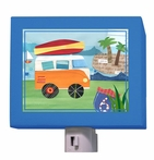 On the Road Again - Beach Night Light