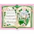 Once Upon a Time Storybook Pink Canvas Wall Art
