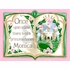 Once Upon a Time Storybook Pink Framed Art Print