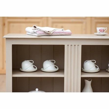 Open Petite French Sideboard