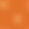 Optical Dots Wallpaper - Orange