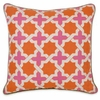 Orange Anika Pillow