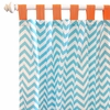 Orange Crush Curtain Panels - Set of 2