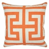 Orange Estate Pillow