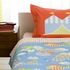 Orange Mosaic Sheet Set