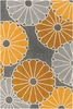 Orange Parasols Thomaspaul Rug
