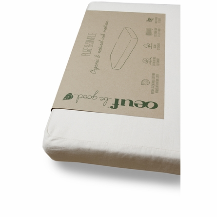 Organic and Natural Crib Mattress