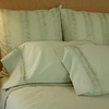 Organic Celery Percale Pillowcase Pair