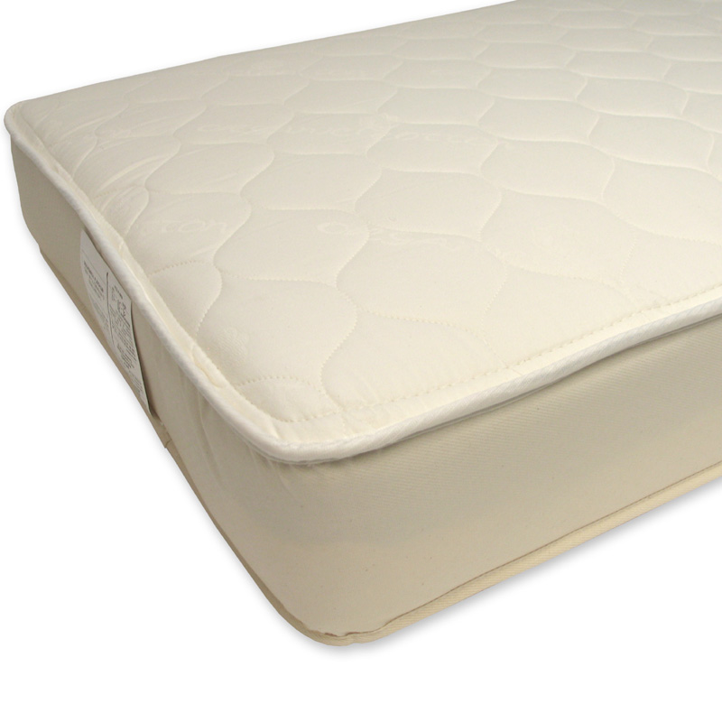 Organic Cotton 2 in 1 Ultra Mattress by Naturepedic