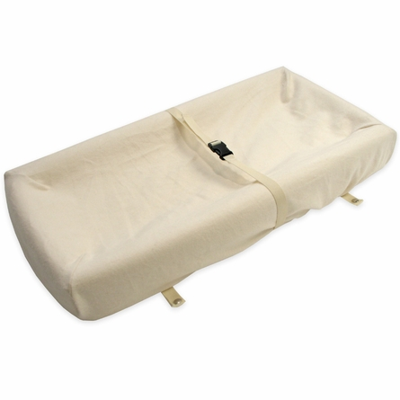 Organic Cotton Contoured Changing Pad Cover
