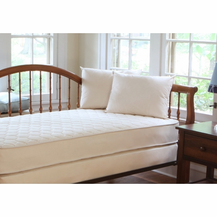 Organic Cotton Deluxe Quilted Mattress