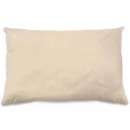 Organic Cotton/Kapok Pillow - Standard Size