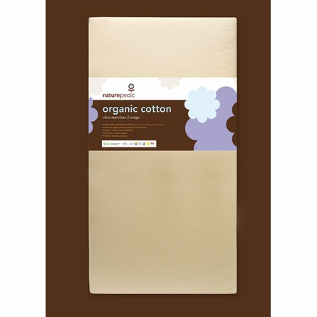 Organic Cotton Lightweight Crib Mattress