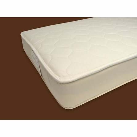 Organic Cotton Quilted Crib Mattress